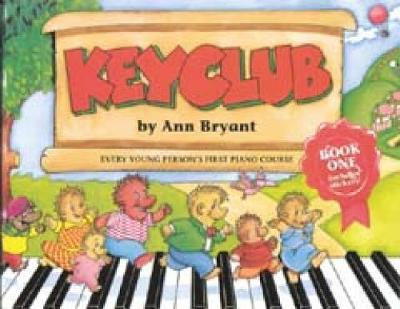 Keyclub Pupil's Book 1 by Ann Bryant