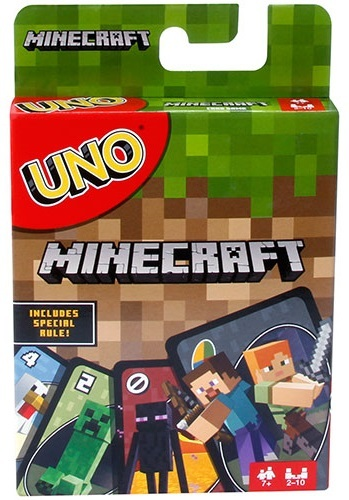 UNO - Minecraft Edition