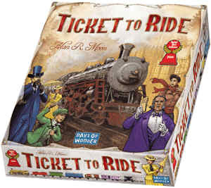 Ticket to Ride USA image