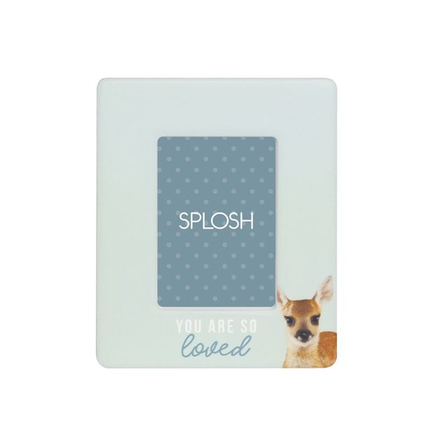 Splosh: Baby Mini Frame - Deer