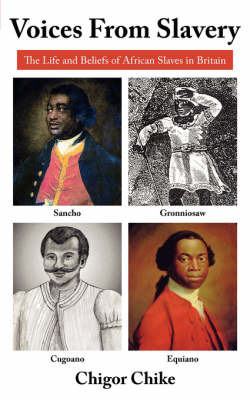 Voices from Slavery by Chigor Chike image