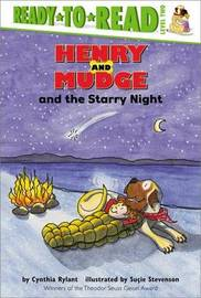 Henry and Mudge and the Starry Night by Cynthia Rylant image