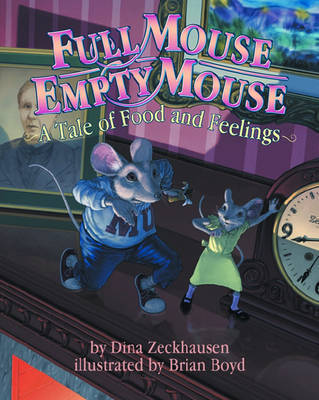 Full Mouse, Empty Mouse by Dina Zeckhausen