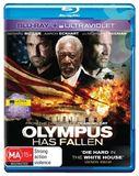 Olympus Has Fallen on Blu-ray