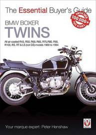 BMW Boxer Twins by Peter Henshaw