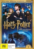 Harry Potter: Year 1 - The Philosophers Stone (Special Edition) DVD