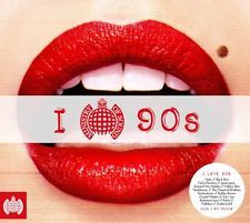 I Love The 90's (3CD) by Ministry Of Sound image