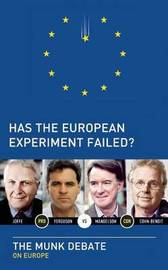 Has the European Experiment Failed? by Niall Ferguson
