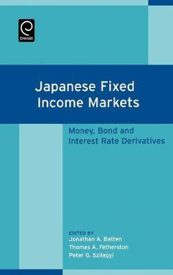 Japanese Fixed Income Markets