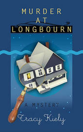 Murder at Longbourn by Tracy Kiely image