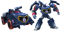 Transformers Combiner Force - One Step Changer - Soundwave