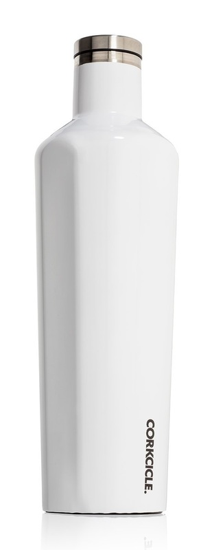 Corkcicle: Classic Canteen - White (25oz)