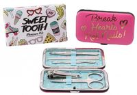 Sweet Tooth: Break Hearts Not Nails Manicure Kit