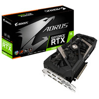 Gigabyte Geforce RTX 2080 Aorus 8G Graphics Card RGB Fusion