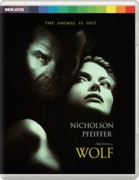 Wolf on Blu-ray
