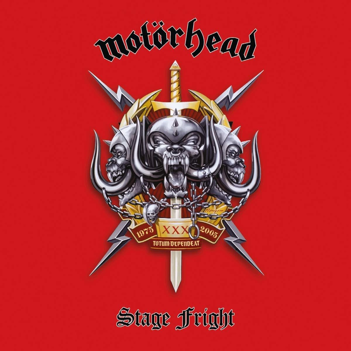 Stage Fright by Motorhead image