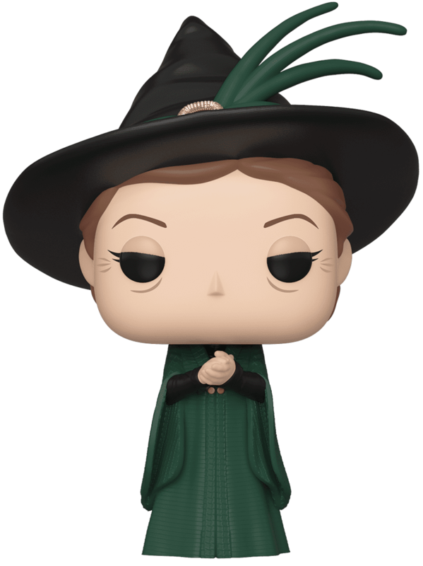 Harry Potter: Minerva McGonagall (Yule Ball) - Pop! Vinyl Figure