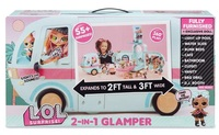 L.O.L: Surprise! - 2-in-1 Glamper Fashion Camper