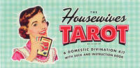 The Housewives Tarot Deck (Book + Cards) by Jude Buffum