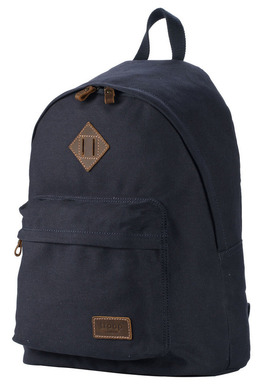 Troop London: Civic Backpack - Navy