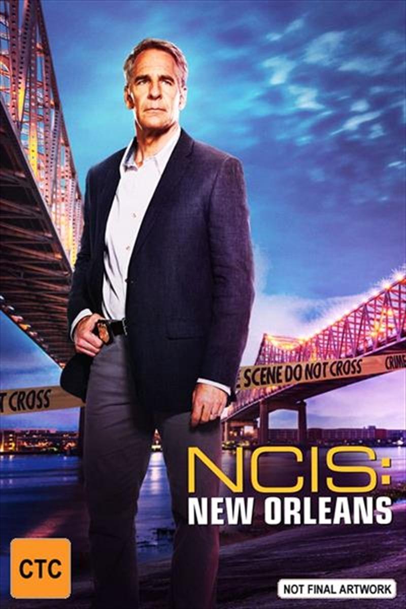 NCIS: New Orleans - Season 6 on DVD image