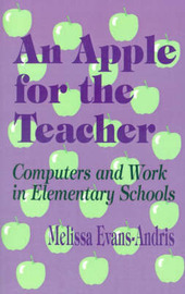An Apple for the Teacher by Melissa Evans-Andris image