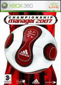 Championship Manager 2007 for X360
