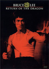 Bruce Lee - Return Of The Dragon on DVD