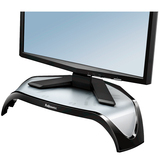 Fellowes Smart Suites Monitor Riser Plus - Black