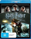 Harry Potter and the Deathly Hallows: Part 1 on Blu-ray