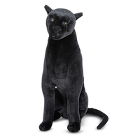 Melissa & Doug - Lifelike Stuffed Panther