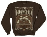 Firefly: Browncoats of Serenity Valley Fleece Sweater - Large