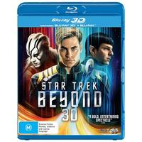 Star Trek Beyond - 3D on Blu-ray, 3D Blu-ray