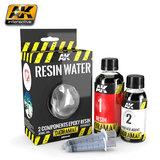 AK Resin Water Epoxy Resin (375ml)