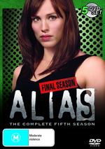 Alias - Complete Season 5: Final Season (5 Disc Set) on DVD