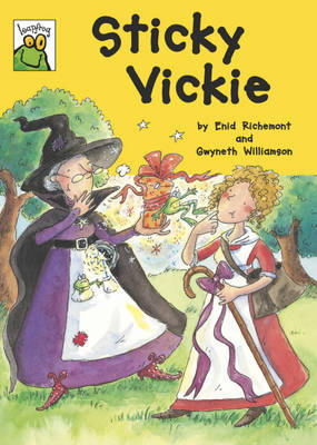 Sticky Vickie: v. 52 by Enid Richemont