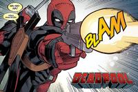 Deadpool: Blam - Maxi Poster (674)