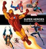 Marvel Super Heroes Storybook Collection by Disney Book Group