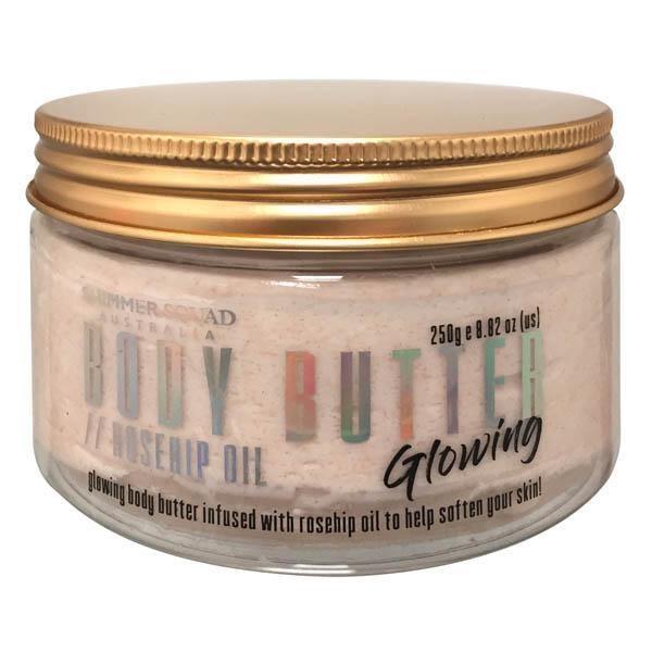 Shimmer Squad Body Butter - Rose Gold (250g) image