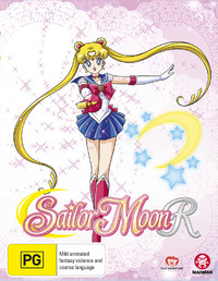 Sailor Moon R - Complete Series (Season 2) on Blu-ray