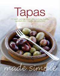 Cooking Made Simple Tapas by Parragon image