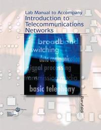 Lml-Intro Telecomm Networks by SNYDER image