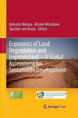 Economics of Land Degradation and Improvement - A Global Assessment for Sustainable Development image
