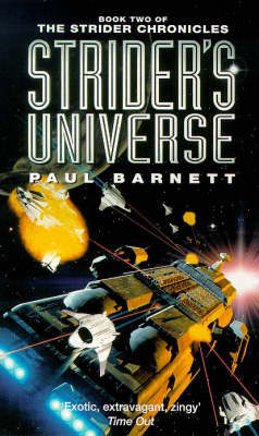 Strider's Universe by Paul Barnett