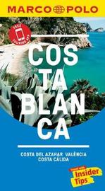 Costa Blanca Marco Polo Pocket Travel Guide 2019 - with pull out map