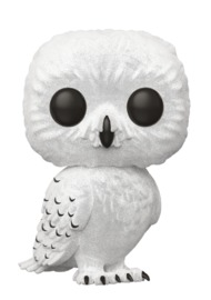 Harry Potter - Hedwig (Flocked) Pop! Vinyl Figure