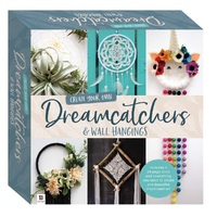 CraftMaker: Create Your Own - Dreamcatchers & Wall Hanging