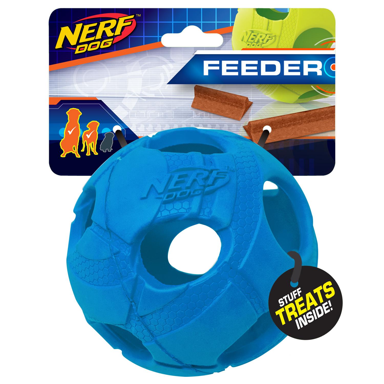Nerf Dog Treat Bash Ball image