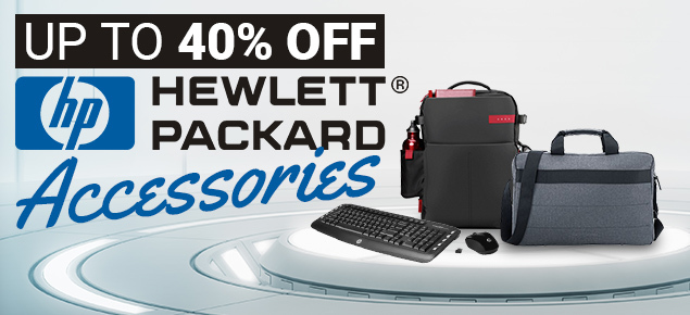 HP Accessories Sale