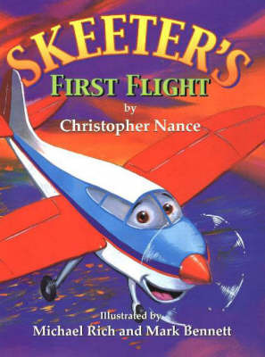 Skeeter's First Flight by C. Nance image